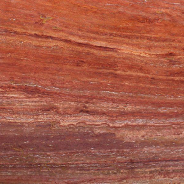 Naturstein Travertin Red